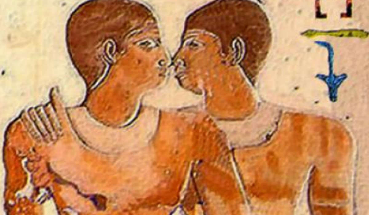 Homosexuality history facts